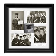 Timeless Frames Addison Solid Wood Graduation Collage Frame