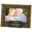 Fetco Home Decor Expressions Friends Make any Place Beautiful Photo Frame