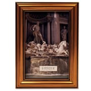 Lawrence Frames Classic Design Gold Picture Frame; 4'' x 6''