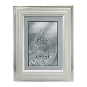 Lawrence Frames Stepped Border Picture Frame; 5'' x 7''