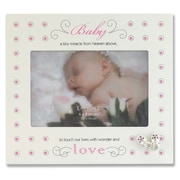 Lawrence Frames Baby Shoes Picture Frame