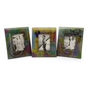 IMAX Playful Paisley Picture Frame (Set of 3)