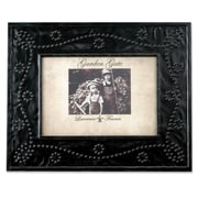 Lawrence Frames Garden Gate Rustica Bead Ball Picture Frame; 5'' x 7''