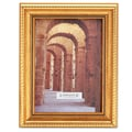 Lawrence Frames Rope and Bead Border Picture Frame; 8'' x 10''
