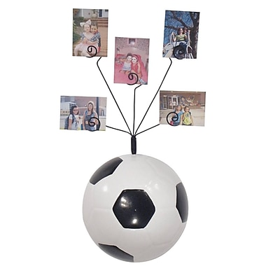 Metrotex Designs Hall Of Fame Soccer Ball Photo Wall Bubble