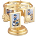 Lawrence Frames Wind Up Musical Carousel Picture Frame
