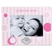 Lawrence Frames I Love My Aunt Horizontal Picture Frame