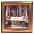 Lawrence Frames Classic Design Gold Picture Frame; 5'' x 5''