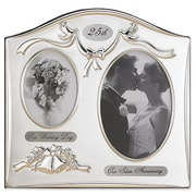 Lawrence Frames 25th Anniversary Picture Frame
