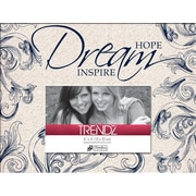 Timeless Frames Trendz Hope Dream Inspire Decoupage Tabletop Photo Frame
