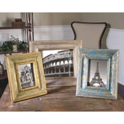 Uttermost 3 Piece Suvarna Picture Frame Set