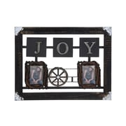 Woodland Imports Metal Wall Picture Frame