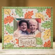 Glory Haus Thankful Leaf Picture Frame
