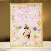 Glory Haus Little Princess Clip Canvas Picture Frame