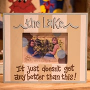 Glory Haus Lake Picture Frame