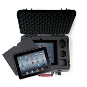 CTA® Digital Heavy Duty Multi Storage Hard Case For iPad
