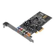 Creative® 70SB157000000 Sound Blaster Audigy Fx 5.1 PCIe Sound Card W/SBx Pro Studio