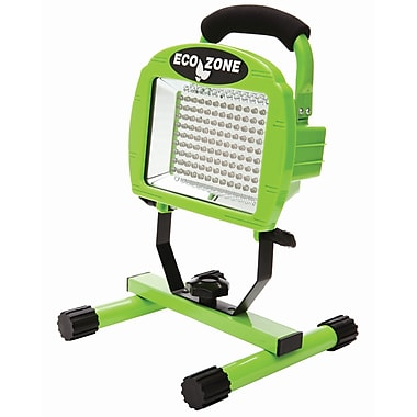 CCI® L1306 Portable Bright LED Workshop Lighting, Green, 350LM