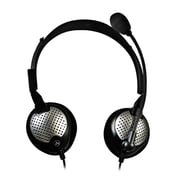 Andrea NC-185 High Fidelity Stereo PC Headset With Noise Cancelling Microphone