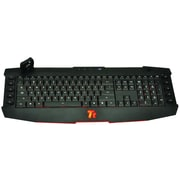 Thermaltake® KB-CHP001US eSports Challenger Pro Gaming Keyboard, Black