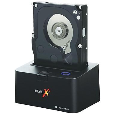 Thermaltake® Blacx SATA Hard Disk Drive USB Docking Station, Black