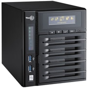 Thecus® N4800ECO 4 Bay SMB Tower NAS Server, Black