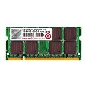 Transcend® 2GB (1 x 2GB) DDR2 (200-Pin SDRAM) DDR2 667 (PC2 5400) JetRam Memory Module