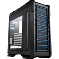 Thermaltake® Chaser A31 ATx Mid Tower Gaming Case, Black