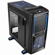 Thermaltake® Chaser A41 ATx Mid Tower Computer Case, Black