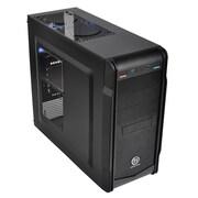 Thermaltake® Versa I ATx Mid Tower Computer Case, Black