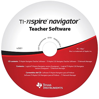Texas Instruments T1 Nspire™ Single Seat License