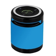 Supersonic® SC-1361 Portable Bluetooth® Rechargeable Speaker, Blue