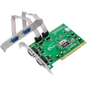 Siig® CyberSerial 4S 950 PCI 4 Port Serial Adapter