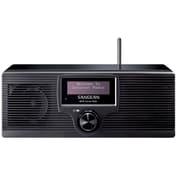 Sangean WFR-20 Internet Radio/Network Music Player, Black