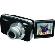 Sakar® Vivitar® ViviCam S536 16.1MP 3x Optical Zoom Digital Camera, Black