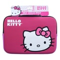 Sakar® Hello Kitty® Neoprene Sleeve For 10.2in. Netbook, Pink