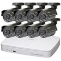 Q-See™ QC3016-8B5-5 16 Channel DVR W/8 Weatherproof Camera Video Surveillance System