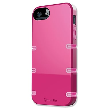 Qmadix™ Groove Cover For Apple iPhone 5, Pink