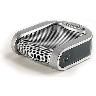 Phoenix Audio MT202-EXE Duet Executive Speakerphone, Silver/Gray