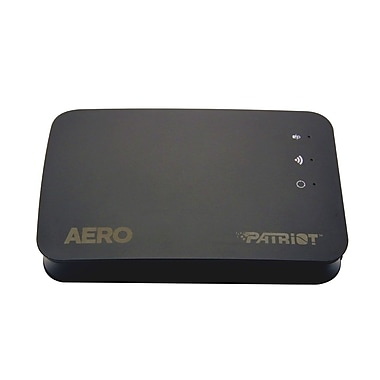 Patriot™ Memory 500GB Aero Wireless Mobile Drive