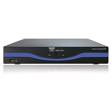 Night Owl L-DVR4 4 Channel 960H DVR Security System