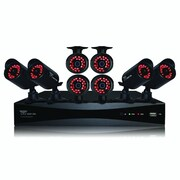 Night Owl P-85-8624N 8 Channel 960H DVR W/500GB HDD 8 Camera Security System