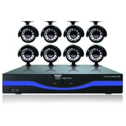 Night Owl L-165-8511 16 Channel DVR W/500GB HDD 8 Camera Security System