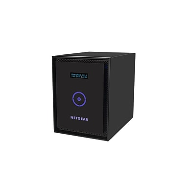 NETGEAR ReadyNAS® 716x 24TB Desktop SATA 3Gb/s 6 Bay Diskless NAS