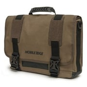 "Mobile Edge ECO Messenger Bag For 14""- 15"" Ultrabook, Olive"