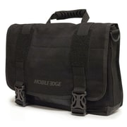 Mobile Edge ECO Messenger Bag For 14- 15 Ultrabook, Black