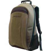 "Mobile Edge ECO Laptop Backpack For 17.3"" Laptop, Green/Black"
