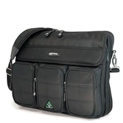 Mobile Edge ScanFast Checkpoint Friendly Messenger Bag For 16 Laptops, Black