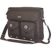 Mobile Edge The Edge Messenger Bag For Notebook, Black