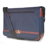 Mobile Edge Maddie Powers Messenger Bag For 15.4 to 17 Mac Dig Laptop, Navy Blue/Burgundy